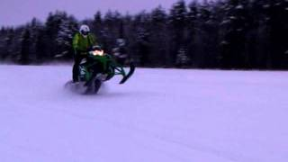9. Arctic Cat F800 Snopro -2012 Speedwerx Can 2