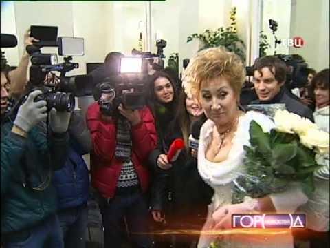 Прохор Шаляпин женился на 57-летней бизнес-леди