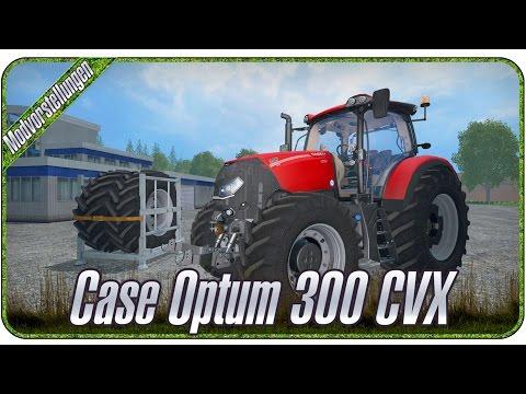 Case Optum 300 CVX v1.4.1