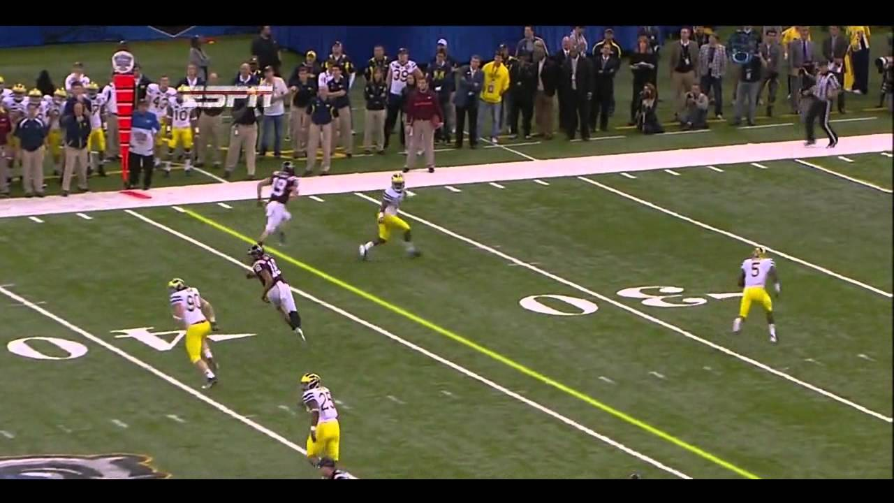 Logan Thomas vs Michigan (2011)