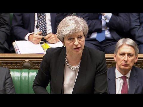 Βρετανία: Εκλογές στις 8 Ιουνίου-«Πράσινο φως» από την Βουλή των Κοινοτήτων