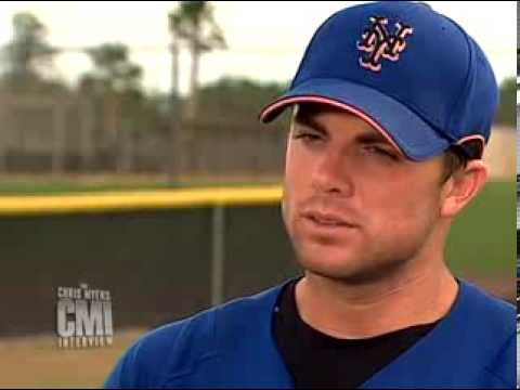 David Wright - Chris Myers interviews David Wright on CMI Chris Myers Interview.