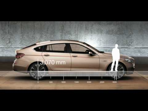Learn more through video about the BMW 5 Series GT