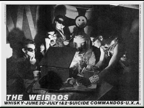 Weirdos - Bed Bad - 1977 rare