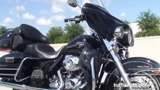 3. Used 2013 Harley Davidson Ultra Classic Electra Glide Motorcycles for sale- Clearwater, FL