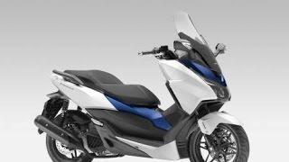 9. Honda Forza 125 europe