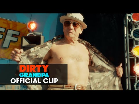 Dirty Grandpa (Clip 'Flex Off')