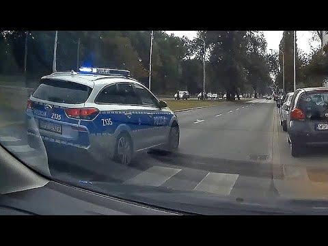 Ferrari na pasach i szybka reakcja policji