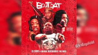 Lil Chris,Rico Reckless,FBG Duck,and Bo Deal collaborates on new song Bout Dat