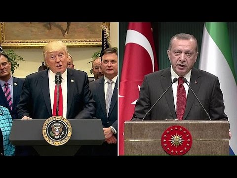 Ερντογάν: «Ορόσημο» για τις σχέσεις ΗΠΑ- Τουρκίας η συνάντηση με τον Ντόναλντ Τραμπ