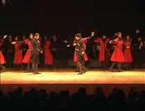 Apsını Apsua Koşara (Abhaz Milli Dansı)
