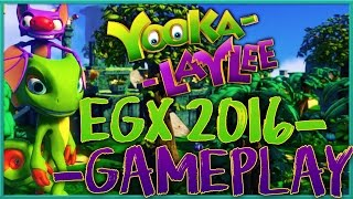 Video gameplay - EGX 2016