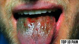 Video Top 10 Most Painful Eating Challenges MP3, 3GP, MP4, WEBM, AVI, FLV Mei 2017