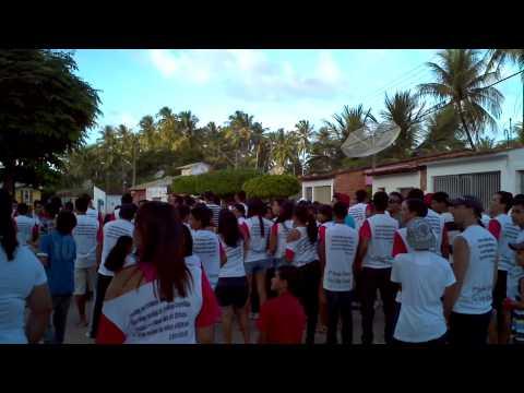 Forró Getsêmani - CONGRESSO CONJUBASAL/ALAGOAS_15-07-2012