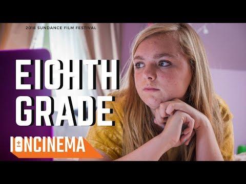 Bo Burnham - Eighth Grade | 2018 Sundance Film Festival