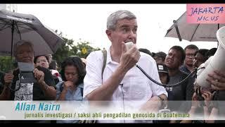 Download Video Allan Nairn: Pengalaman Guatemala untuk Dunia (termasuk Indonesia) MP3 3GP MP4
