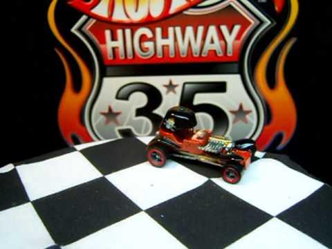 Team Scorchers from Hot Wheels Highway 35 World Race