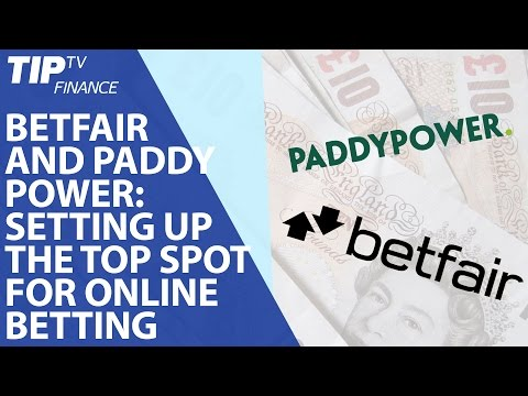 Betfair and PaddyPower Merger
