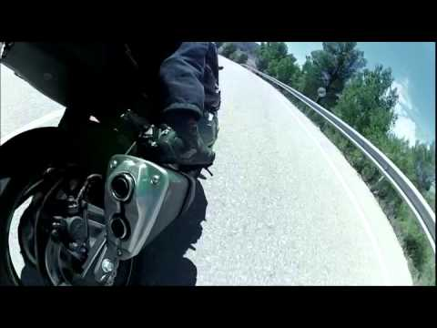 Vídeos de la Kawasaki Z 800 de 2013