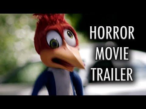 Woody Woodpecker Horror Trailer
