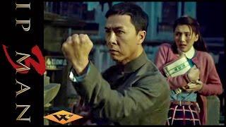 Martial Arts Movies  Ip Man 3  2016  Clip 2   Well Go Usa