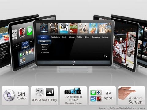 Apple Television - My thoughts on how Apple could Reinvent Television. Apple could form partnerships with major television networks and stream through a new app that could be i...