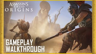 Assassin's Creed Origins: E3 2017 Gameplay Trailer [4K] | Ubisoft [NA]