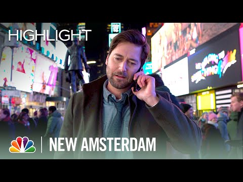 Max Finds Out the Truth About Reynolds - New Amsterdam