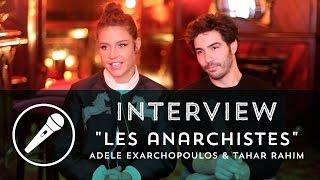 Nonton Tahar Rahim Et Ad  Le Exarchopoulos Nous Parlent Du Film    Les Anarchistes    En Interview Vid  O Film Subtitle Indonesia Streaming Movie Download