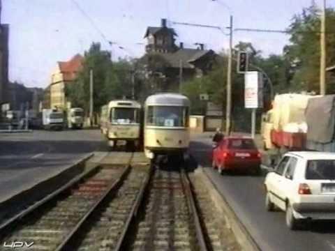 Straßenbahn: Leipzig - Eine Zeitreise (1931~1992)