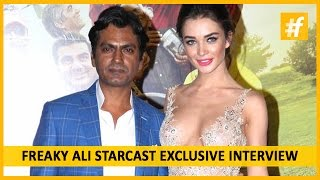 Nawazuddin Siddiqui and Amy Jackson's movie Freaky Ali is all set to get release on 9th of September 2016. Before its release Freaky Ali team is live on #fame with #famestar Abhilasha Singh. Watch the full video and see Nawaz dancing on the live platform - #fame for the first time!To view more exciting Live beams, Download the #fame App or visit: https://go.onelink.me/2709712807?pid=YT&c=Description#fame- Go Live & Be A Star Watch & Discover Live Videos  Follow & Chat Live With Celebs & #famestars - Anywhere, Anytime!Stay Connected with #fame on:Facebook: https://www.facebook.com/LiveOnfameTwitter: https://www.twitter.com/LiveOnfameInstagram: https://www.instagram.com/LiveOnfameSnapchat: liveonfame