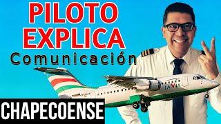 Video Piloto Explica comunicaciones entre control y avión accidentado. (#25) MP3, 3GP, MP4, WEBM, AVI, FLV Juni 2018