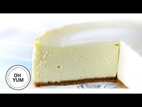 Making New York Cheesecake: The Secret Revealed!