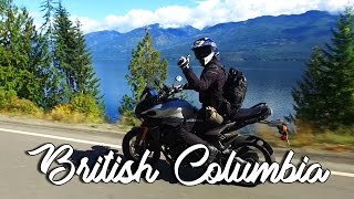 10. British Columbia / Yamaha FJ-09 / MotoGeo Adventures