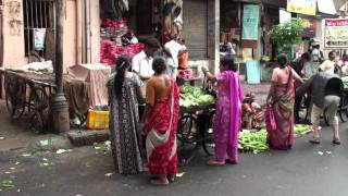 Ahmedabad India  city pictures gallery : Walkthrough in the old Ahmedabad (Gujarat - India)
