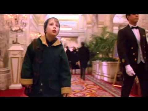 رئيس أمريكي ظهر مع ماكولي كالكن في الجزء الثاني من Home Alone..من هو؟