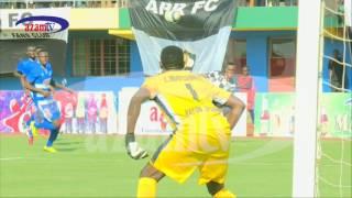 Igitego cya APR FC 1 -  0 RAYON SPORTS ARPL 21JAN2017
