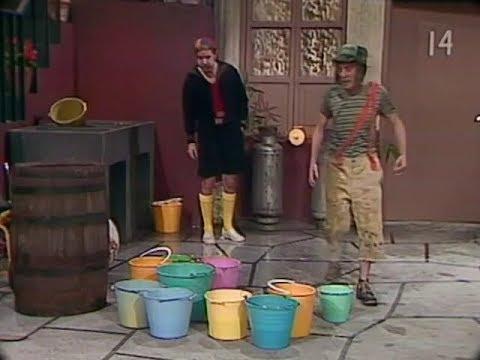 Cubetadas de agua | El Chavo - Thời lượng: 2 phút, 12 giây.