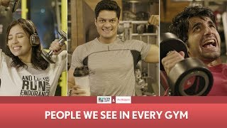 Video FilterCopy | People We See In Every Gym ft. Ayush, Barkha and Sudev MP3, 3GP, MP4, WEBM, AVI, FLV Oktober 2018