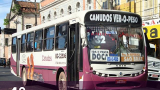LINHA: CANUDOS VER-O-PESO EMPRESA: TRANSPORTES SÃO JOSÉ SAIBA MAIS EM : http://onibusbrasil.com/