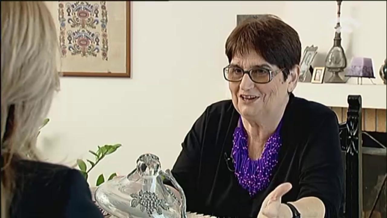 Συνάντηση : Μαρία Γκασούκα   (19/11/2016)