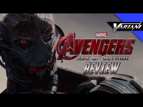 review trailer - Today on 'Variant: One Shot' Arris gives his thoughts on the new Avengers Age of Ultron trailer! **New Episodes Every Wednesday!** Subscribe to Variant and never miss an episode! http://www.youtu...