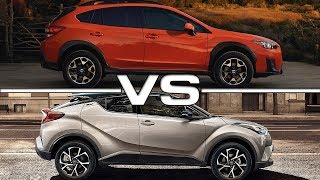 2018 Subaru Crosstrek vs 2017 Toyota C HRSong Spirit [Rewind Remix Release]Music provided by Rewind Remix https://goo.gl08ZthIArtist Darren