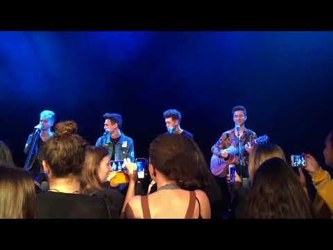 WHY DON'T WE LIVE IN PARIS ALL MY LOVE | THESE GIRLS | INVITATION