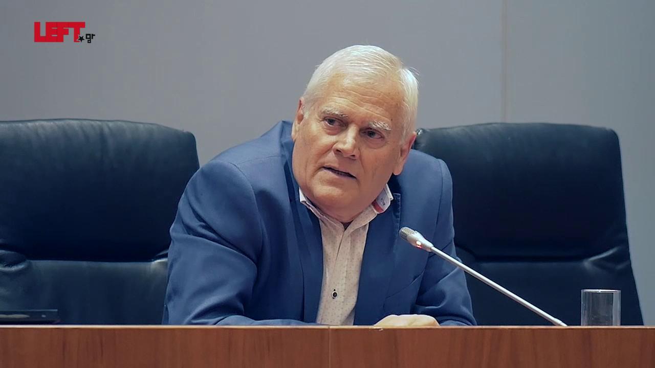 Ακύμαντοι -Νίκος Σκορίνης