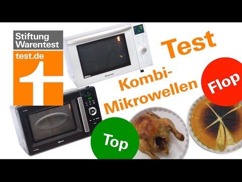 Test Kombi-Mikrowellen: Top & Flop beim Erhitzen, Backen & Grillen