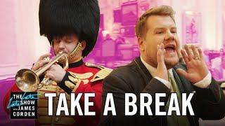 Video Take a Break: The Savoy Hotel  #LateLateLondon MP3, 3GP, MP4, WEBM, AVI, FLV Juni 2019
