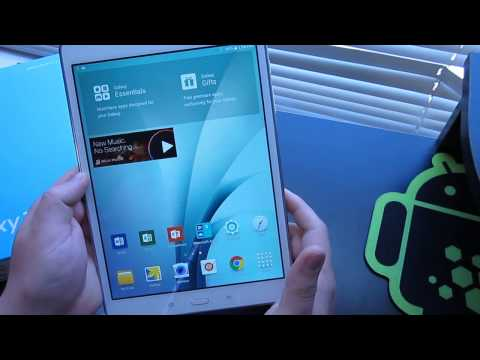NEW* Samsung Galaxy Tab A 9.7 Unboxing & First Look