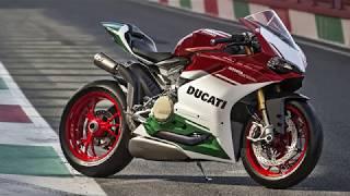 8. Ducati 1299 Panigale R Tricolore Edition Full Specifications