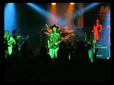 Germán Burgos video Amor dolor - En vivo 2000
